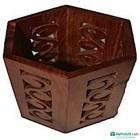 Pot à crayons en bois-104373