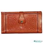 Portefeuille marron-104496