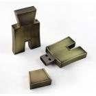 Clé usb Bronze-100230