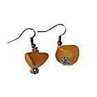 Boucles d'oreilles Contrast oranges-104443