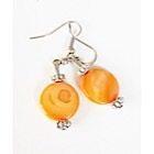 Boucles d'oreilles Spot oranges-104440
