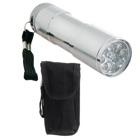Lampe en aluminium à 9 LED-103627