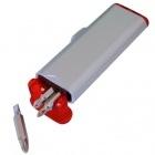 Lampe de poche avec outils-101540