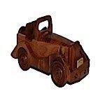Mini voiture en thuya-104358