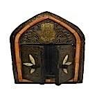 Miroir porte authentique-104346