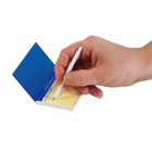 Porte-notes adhésives Clap-103028