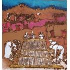 Tableau de Smail Bourqaiba-102208