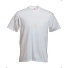 T-shirt blanc Smooth-104026