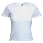 T-shirt femme blanc Simply-104035