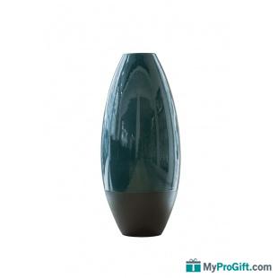 Vase en arc biColoure vert-101007