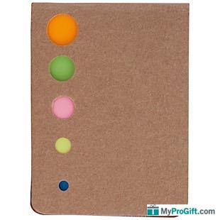 Bloc-notes natural colors-102367