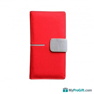 Notebook red clip-105713