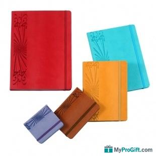 Notebook à élastique-100386