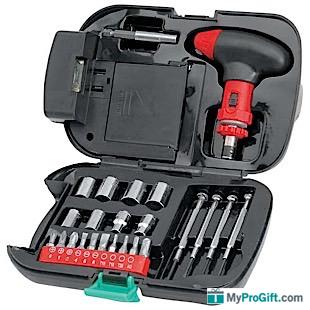 Set outils 1 LED 24 accessoires-103679