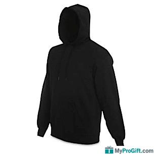 Sweat-shirt coton capuchon-104015