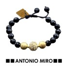 Bracelet perles de verre-107722