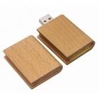 Clé usb Livre en bois-100246