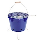 Barbecue en métal Bucket