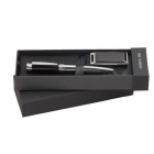Boites Duo en carton pour Stylo et Clé USB-100294