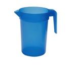Carafe en plastique 1 L-103420