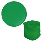 Frisbee en polyester