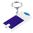 Porte-clés monnaie 1 LED