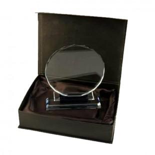 Trophée en cristal-106645
