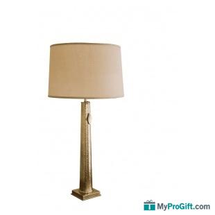 Lampe Tige en laiton doré-101002