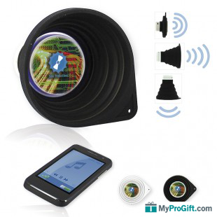 Haut-parleur Bluetooth® pliable-105798