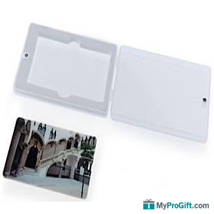 Boîte transparente en PVC-104302